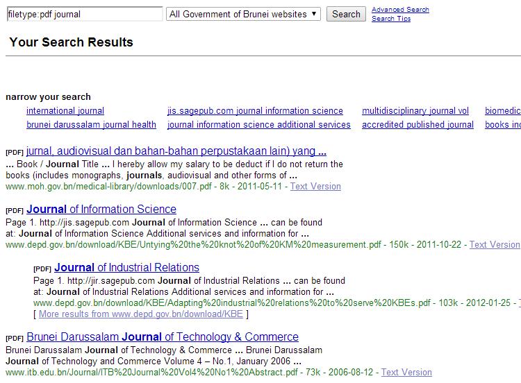 e-darussalam - PDF search