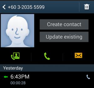 foodpanda - phone - call